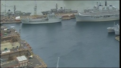 Navy Ships