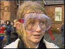 goggles for conkers
