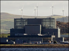 Hunterston will not be re-commissioned by the Scottish Government