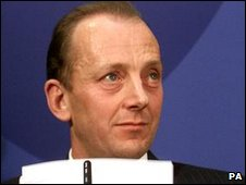 Sir Hugh Orde, pictured upon his appointment to the PSNI in 2002