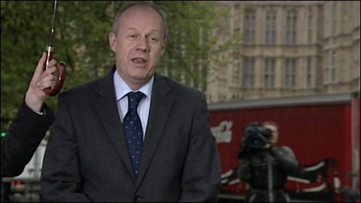 Tory MP Damian Green