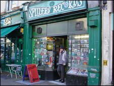 Spillers Records, Cardiff