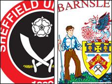 Sheffield United and Barnsley