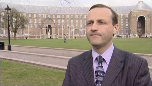 Steve Webb, MP