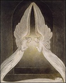 Christ in the Sepulchre, Guarded by Angels 1805. Copyright: V&A Images/Victoria and Albert Museum, London