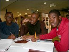 Mfiso Zwane, Bheki Zwane and Nkululeko Mathelula