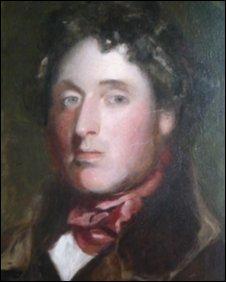 Mendelssohn: Portrait by Thomas Duncan RSA