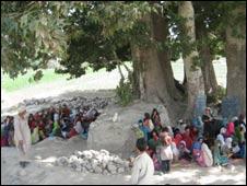 Sherzad district, file pic