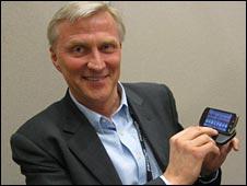 Nokia VP Anssi Vanjoki