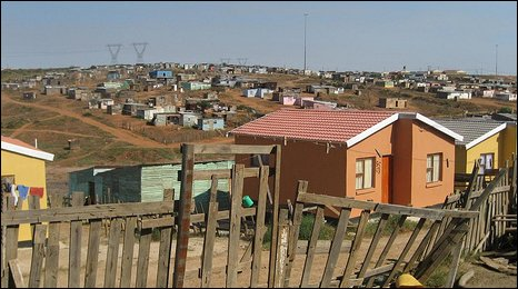 Bbc news africa township reports background - Population of port elizabeth south africa ...