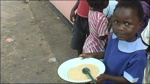 Zimbabwe orphan
