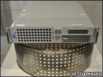 Первый сервер The Pirate Bay
