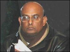 Arunachalam Chrishanthak