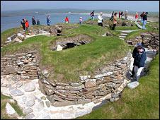 Skara Brae [Pic: Undiscovered Scotland]