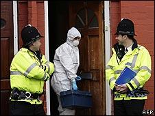 Anti-terror raid