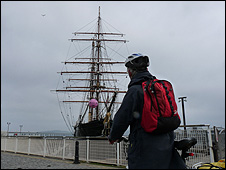 The Discovery in Dundee