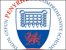 Penyrheol Comprehensive School logo