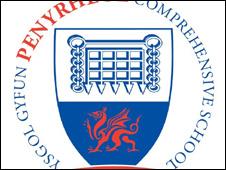 Penyrheol Comprehensive School logo