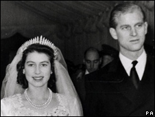Royal wedding, 1947