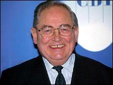Sir Eddie George in 2000