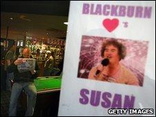Susan Boyle poster