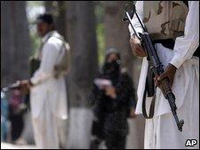 Pakistani police (generic image)