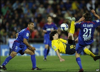 Lionel Messi (c)