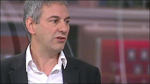 Kevin Maguire, associate editor of The Mirror