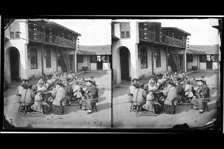 老照片:19世纪的中国 - 江南 - 江南