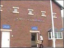 Kilmarnock Prison