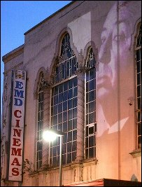 The EMD cinema in Walthamstow