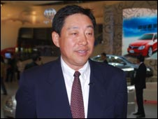 Wan Yufei, Brilliance general manager