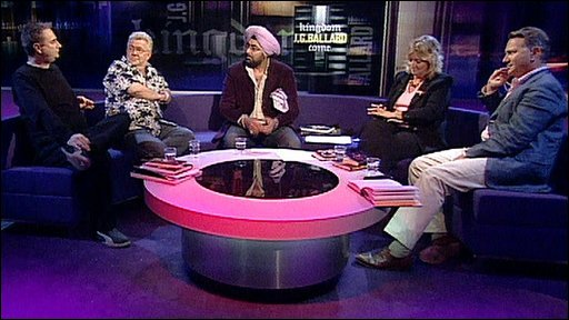 Newsnight Review's panel discuss Kingdom Come