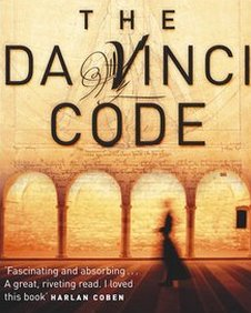 Th Da Vinci code cover