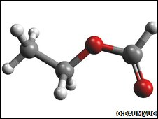 complex molecules found in space