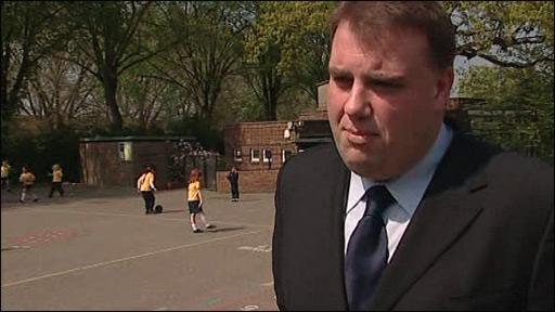 Councillor Jason Stacey