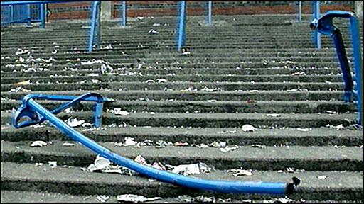 Hillsborough Broken Barriers