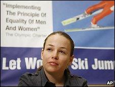 World Champion and United States national team member Lindsey Van - 25/3/2009