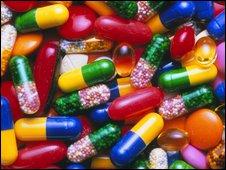Pill mixture