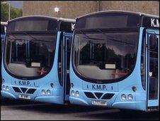 KMP buses