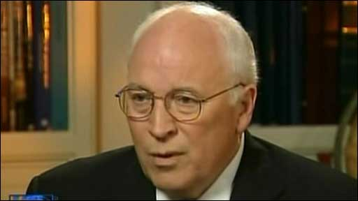 Dick Cheney - courtesy FOX News Channel