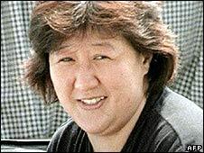 Masumi Hayashi (file photo dated 1998)