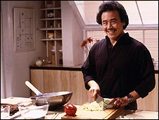Ken Hom, a longtime exponent of Asian cooking