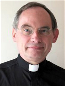 Archdeacon of Monmouth, the Venerable Richard Pain
