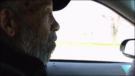 Detroit taxi driver