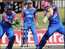 Afghan cricket on 2 April