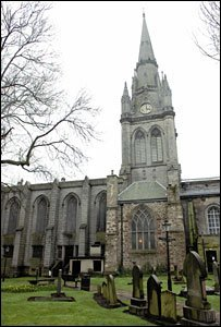 A Scottish church