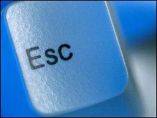esc button