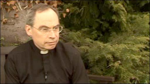 Archdeacon Richard Pain