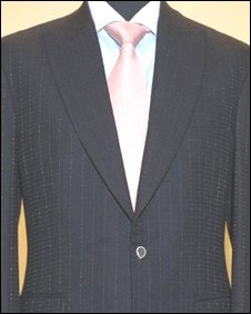Alexander Amosu suit sold for £70,000